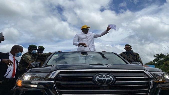 président guinee