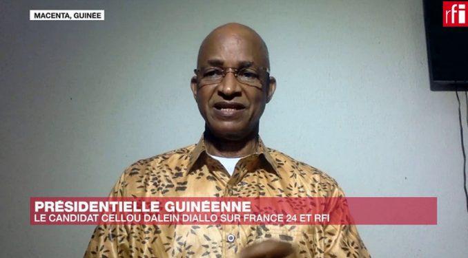 Président guinéenne